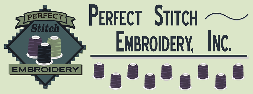 Perfect Stitch Embroidery, 